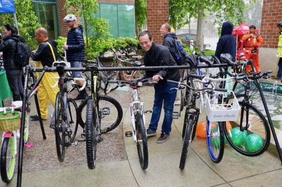 Bike to Work Day Challenge