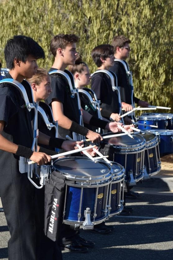 saugus high school percussion ensemble