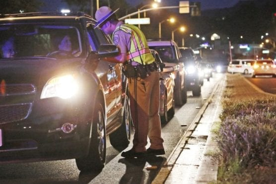 chp dui checkpoint