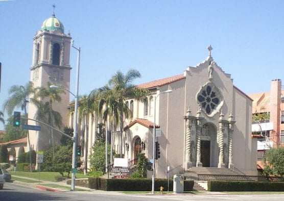 St. Timothy's Catholic Church, Los Angeles. | Photo: Cbl62/WMC 3.0.