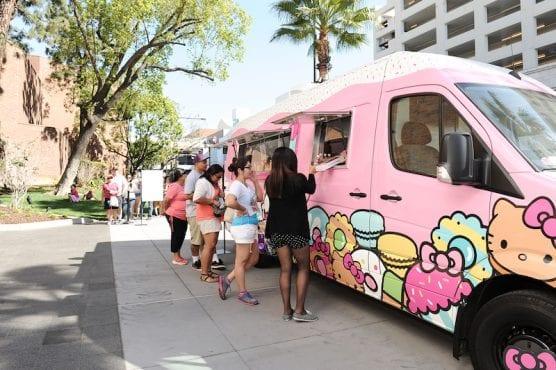 d99aa96d2 SCVNews.com | June 22: Hello Kitty Cafe Truck at Westfield Town ...