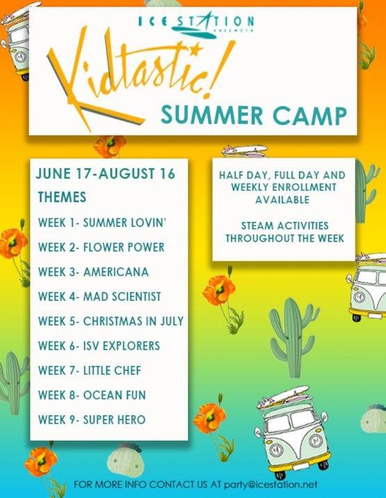 Kidtastic Summer Camp