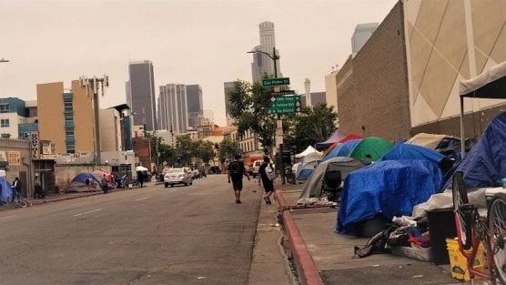 LA County Homeless