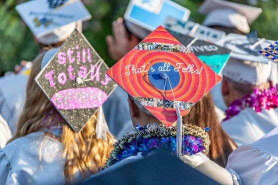 Saugus High Grad Hat