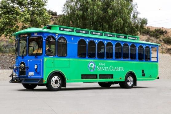 SCV Summer Trolley