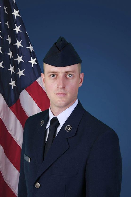 Airman Devon C. Pierce
