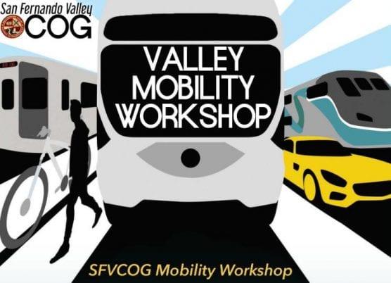 sfvcog transportation mobility workshop