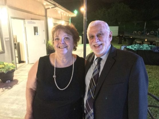 Randie and Rabbi Ron Hauss still plan to be part of the Congregation Beth Shalom community, only in a more limited role. Photo: Ryan Mancini/The Signal.