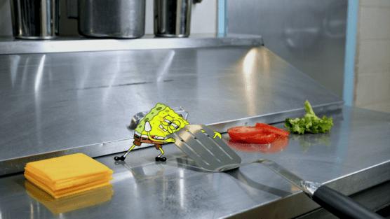 SpongeBob SquarePants/Mike's Diner Castaic