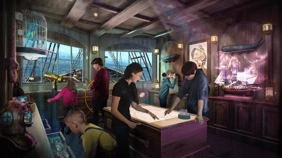 Princess Cruises Escape Room