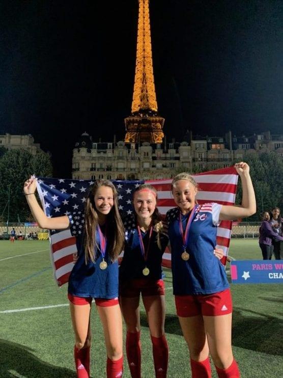U17  Paris World Games