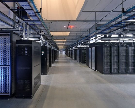 Facebook's data center in Pineville, Oregon. - consumer privacy act