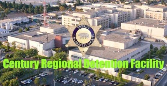 century regional detention center strip search