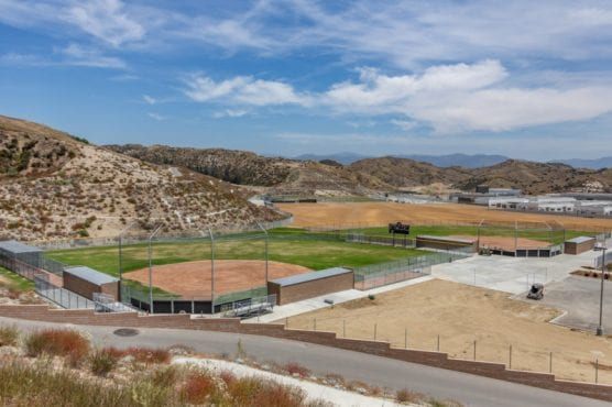 Castaic High School opens Aug. 13, 2019. | Photo: Cory Rubin/The Signal.