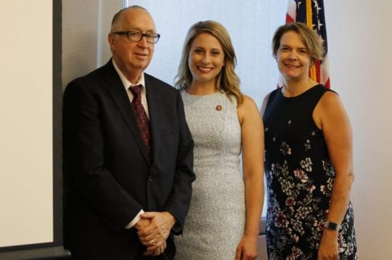 hill meets with scv business leaders