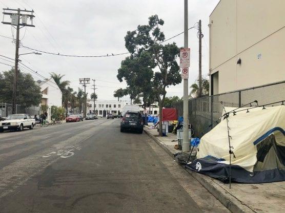 homeless agency