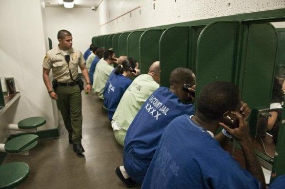 mumps outbreak at la county men's central jail