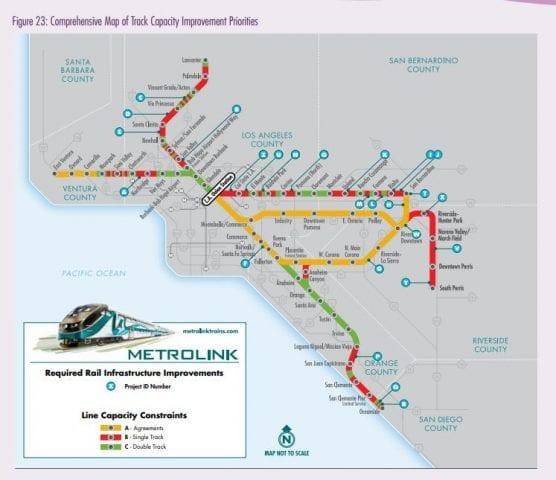 Metrolink regional 10-year strategic plan
