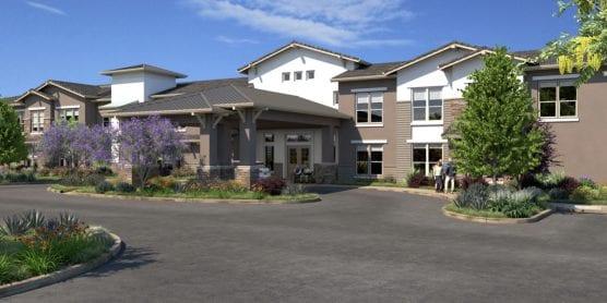 nursing home, residential care facility