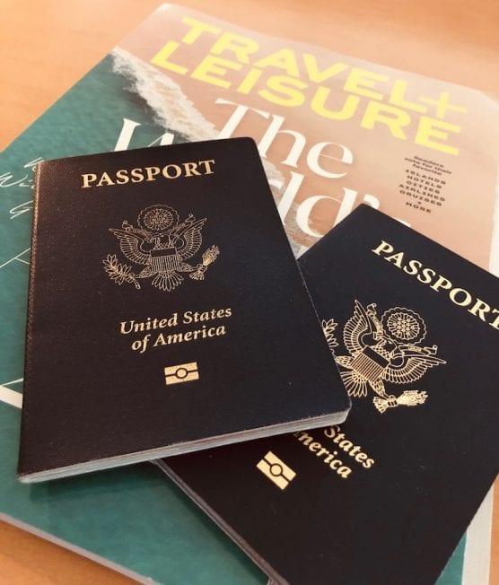 passport services