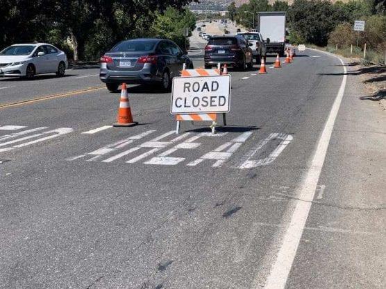 Deputy-Involved street shooting prompts street closures