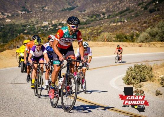 gran fondo santa clarita cycle race 2016