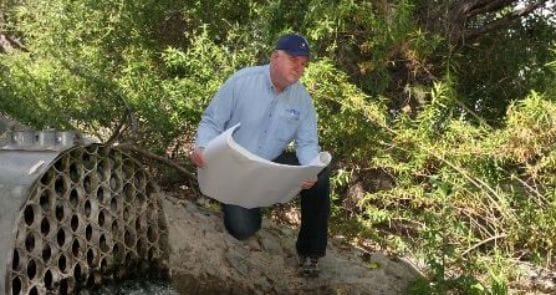 jeff ford scv water