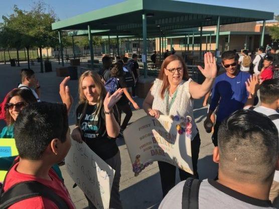 no phone policy - La Mesa Junior High School