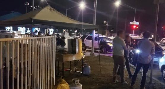 unlicensed street food vendors operation