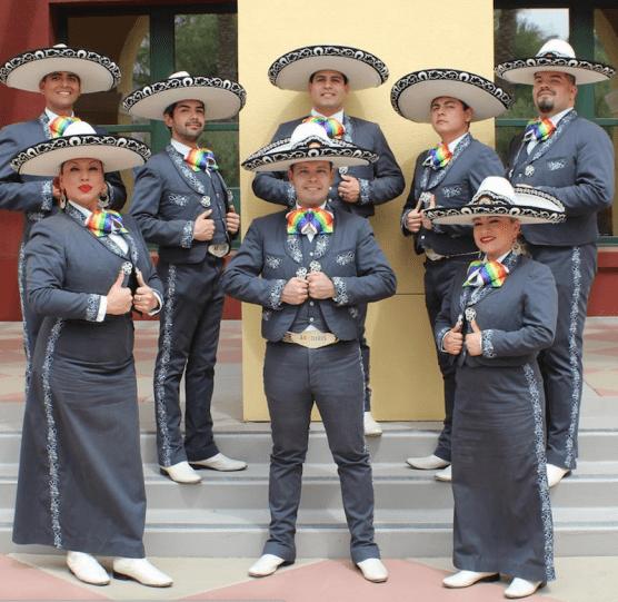 Mariachi Arcoiris del Los Ángeles