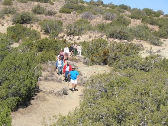 hike at tomo-kahni state hisorical park in tehachapi