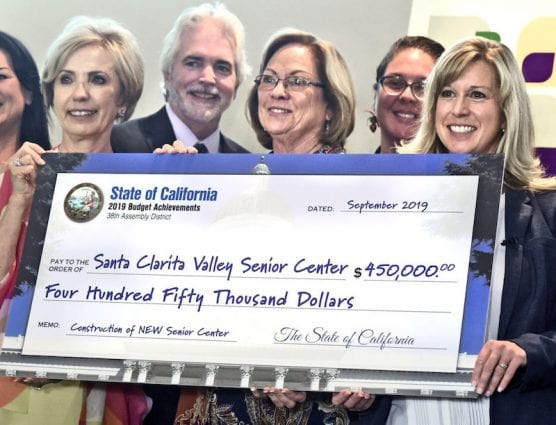 Bella Vida Receives $450K Grant from Assemblywoman Christy Smith