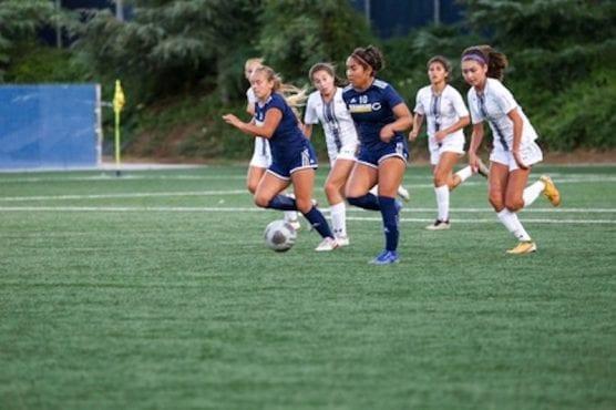 COC Women's Soccer