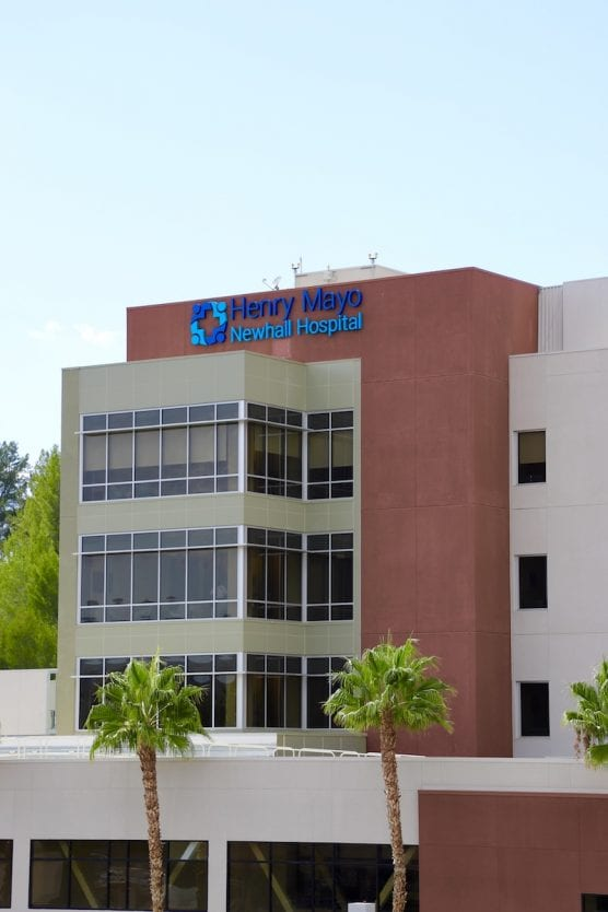 Henry Mayo's New Patient Tower