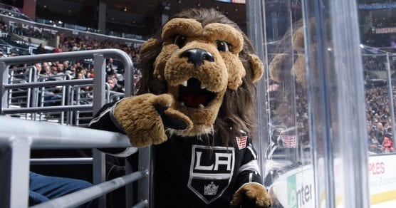 Santa Clarita Day with LA Kings