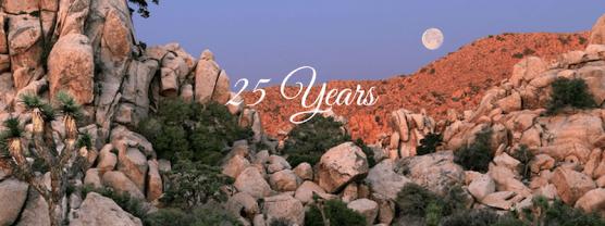 Desert Protection 25 Years