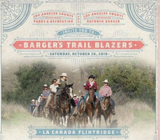 barger's trail blazers