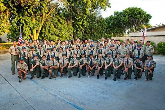 boy scout troop 2222