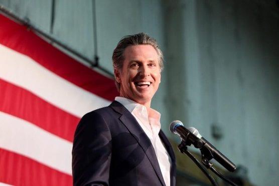 puerto rico help - California Gov. Gavin Newsom