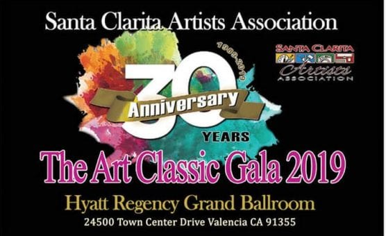 scaa 30th anniversary art classic and gala