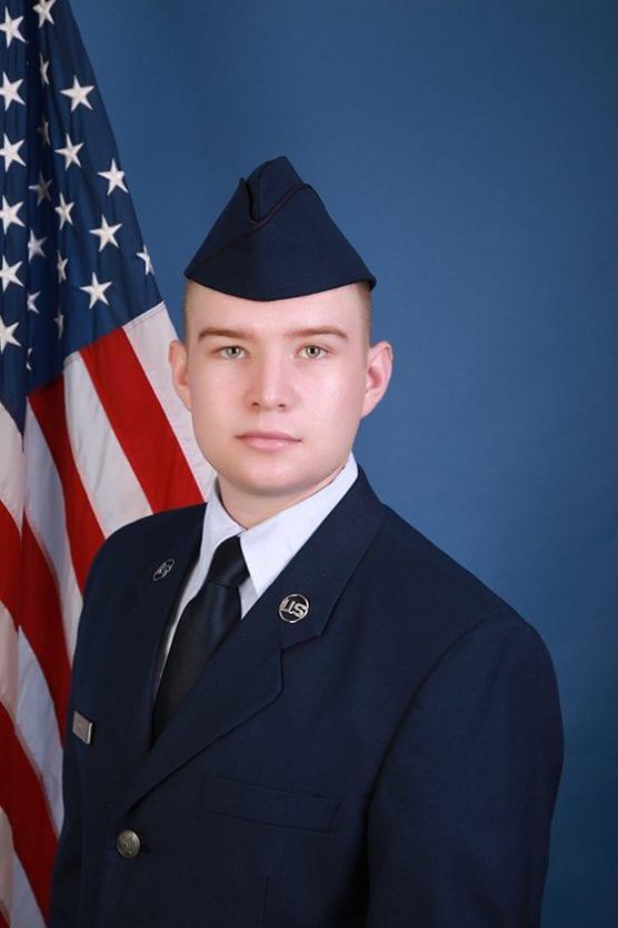 USAF Airman Timothy Oliver