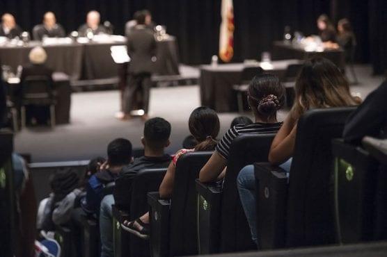 Appeals Court at CSUN