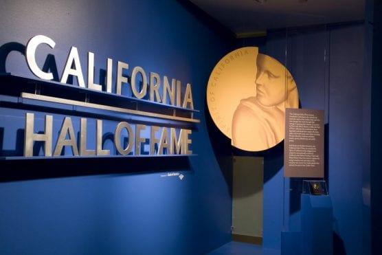 California Hall of Fame - California Museum exterior. (C) 2015 California Museum.