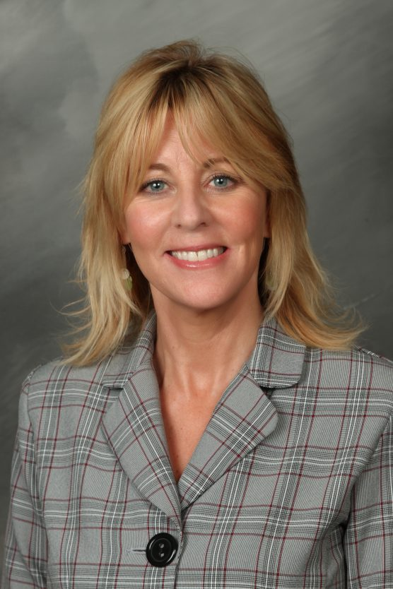 Kathy Hunter, Hart District Assistant Superintendent of Educational Services