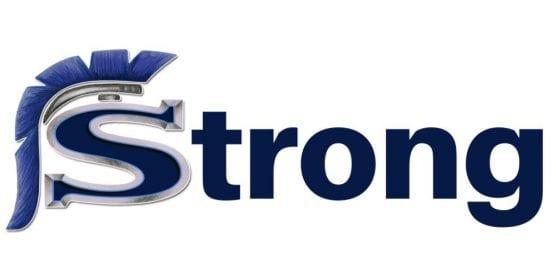 saugus strong logo