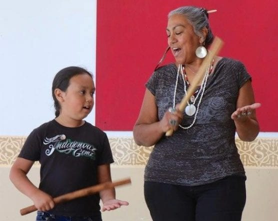 songs and stories of native america at acton agua dulce library