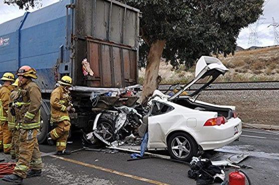 Granada Hills Crash