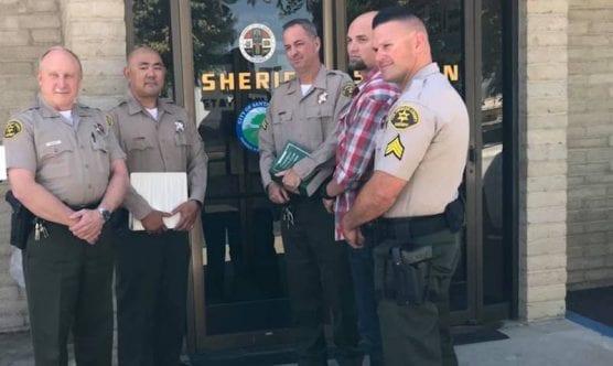 SCV Sheriff's J-Team