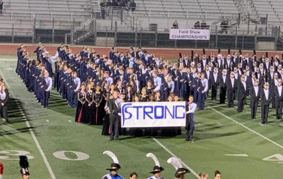 west ranch wildcat marching band