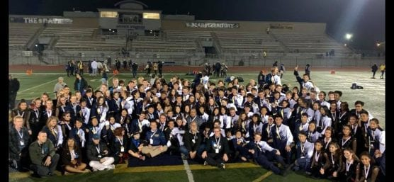 west ranch marching band